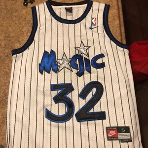 Shaquille O'Neal Orlando Magic rookie
